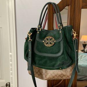 Tory Burch bag - green